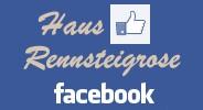 Rennsteigrose auf Facebook