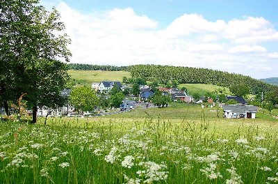 Limbach am Rennsteig Ortsansicht