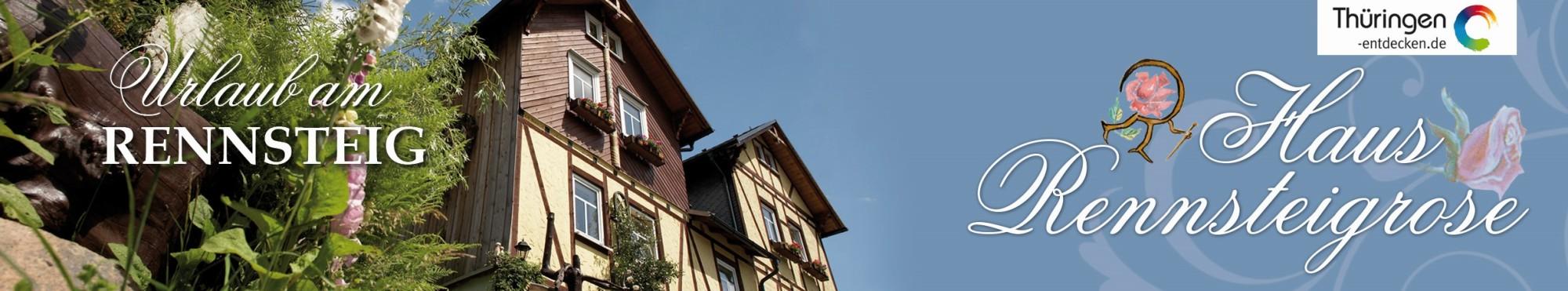 Ferienwohnungen am Rennsteig in Neuhaus am Rennweg / Ortsteil Limbach